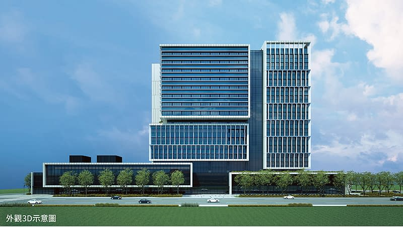 Taiwan technology square
