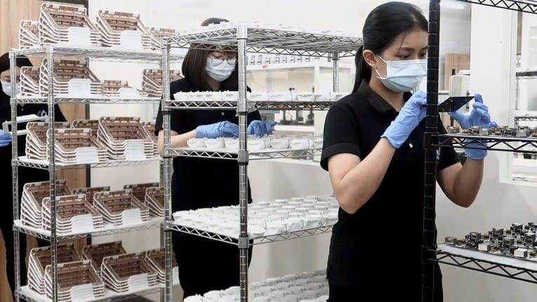 立璽科技深耕專業點膠代工|工商時報