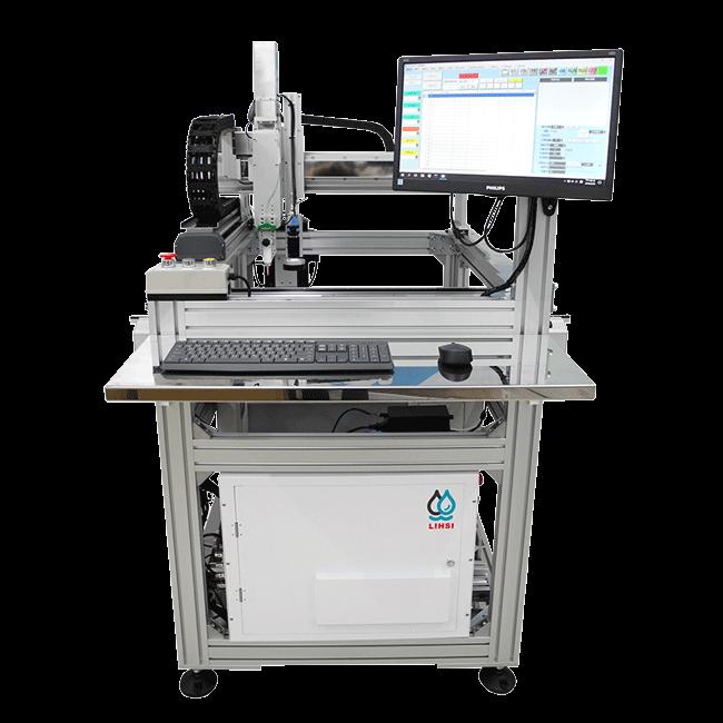 Conveyor Belt Integrated Automated Glue Dispensing Robot