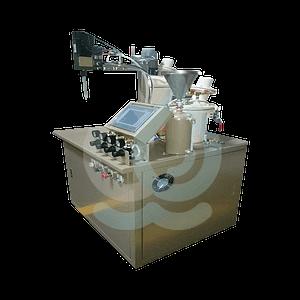 LH-EG Epoxy AB Glue Potting Robot Glue Mixing-Metering Machine
